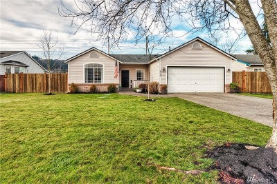 Puyallup Single Family Home For Sale: 8708 150th Av Ct E