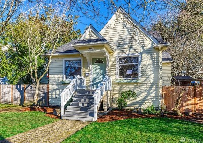 Seattle Single Family Home For Sale: 7054 13th Ave NW