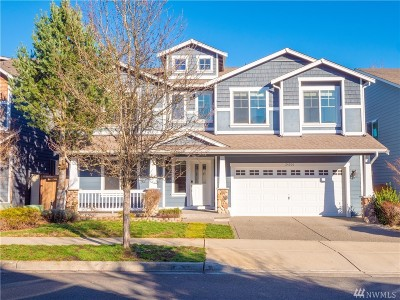 Covington WA Single Family Home For Sale: $474,000