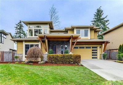 Kirkland Single Family Home For Sale: 12116 NE 106th Place