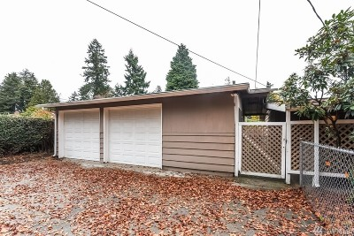 Burien Single Family Home For Sale: 304 S 136th St