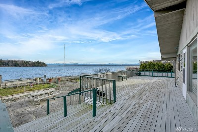 Ferndale Single Family Home For Sale: 4318 Saltspring Dr