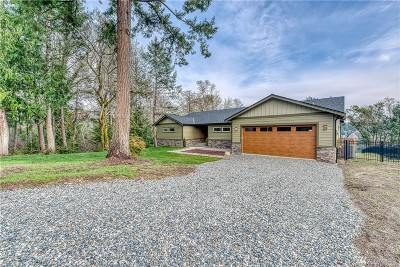 Pierce County Single Family Home For Sale: 3811 140th Ave SW