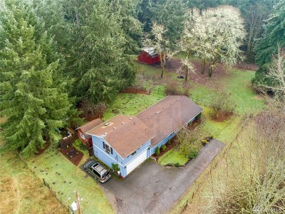 Olympia Single Family Home For Sale: 8633 Tobacco Lane SE