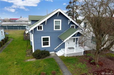Pierce County Single Family Home For Sale: 1633 E 32nd St