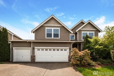 Federal Way Single Family Home For Sale: 1747 SW 347th Place