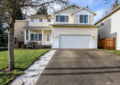 Puyallup Single Family Home For Sale: 12626 116th Av Ct E