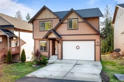 Bremerton Single Family Home For Sale: 2475 W Ridge Rock Wy