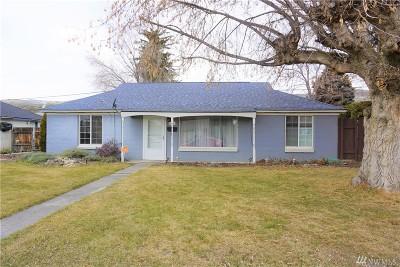 Ephrata Single Family Home For Sale: 1147 C St SW