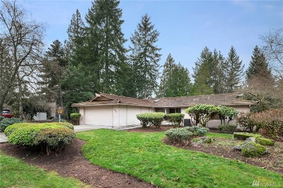 Mercer Island Single Family Home For Sale: 4711 90th Ave SE