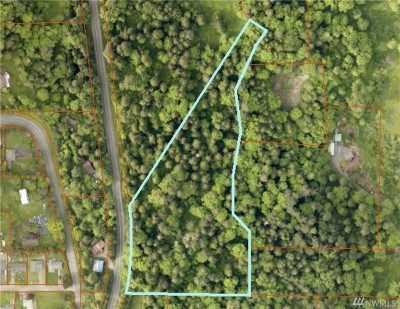 Renton Residential Lots & Land For Sale: 175 196th Ave SE (Lot A)