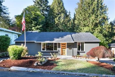 Shoreline Single Family Home For Sale: 14807 Ashworth Ave N