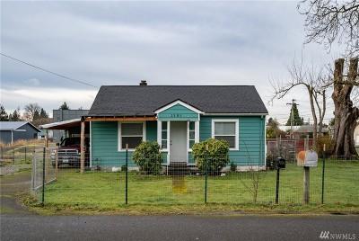 Centralia Single Family Home For Sale: 1101 Centralia Ave