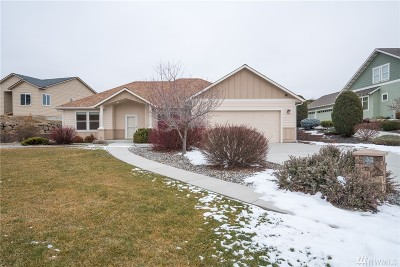 Chelan County Single Family Home For Sale: 48 Luther Ct
