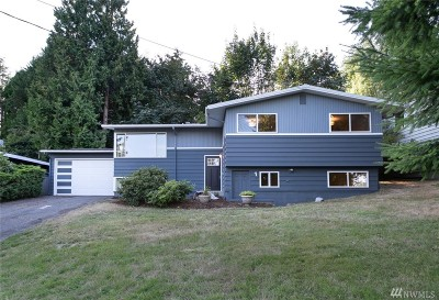 Burien Single Family Home For Sale: 16409 8th Ave SW