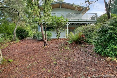 Pierce County Single Family Home For Sale: 9029 Ridgeview Cir W