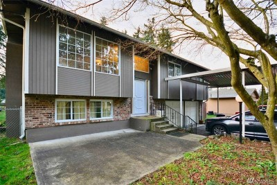 Puyallup Single Family Home For Sale: 19018 78th Ave E
