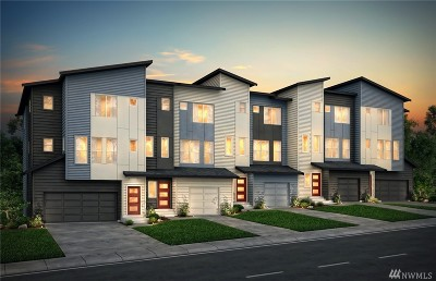 Lynnwood Single Family Home For Sale: 13421 Admiralty Wy #Lot25