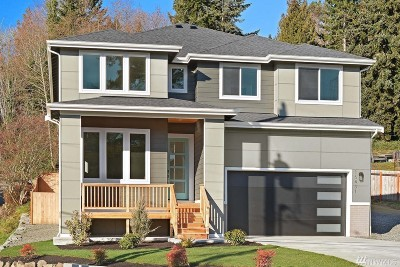Burien Single Family Home For Sale: 16431 Sylvester Rd SW