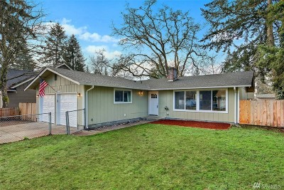 Spanaway Single Family Home For Sale: 16822 6th Ave E