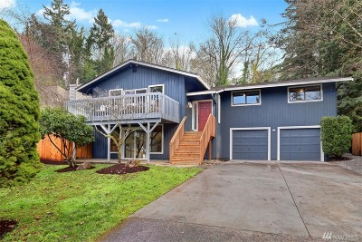 Mercer Island Single Family Home For Sale: 4554 84th Ave SE