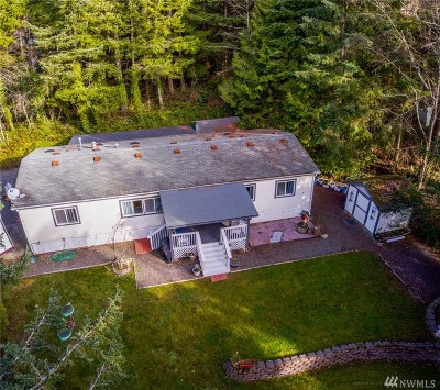 Bellingham Single Family Home For Sale: 4159 Agate Rd