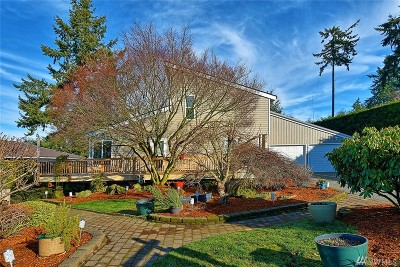 Mukilteo Single Family Home For Sale: 5825 Central Dr
