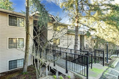Kirkland Condo/Townhouse For Sale: 12505 NE 116th St #A-12
