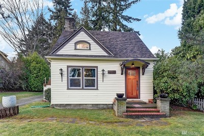 Everett Single Family Home For Sale: 7030 Beverly Blvd