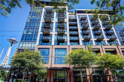 Seattle Condo/Townhouse For Sale: 2720 3rd Ave #903