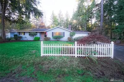 Bremerton Single Family Home For Sale: 2295 NE John Carlson Rd