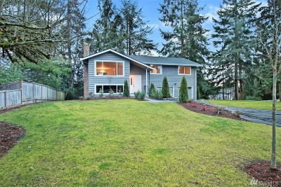 Lynnwood Single Family Home For Sale: 3818 177th Place SW