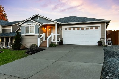 Marysville Single Family Home For Sale: 7218 39th Place NE