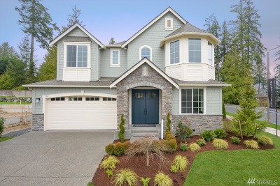 Sammamish Single Family Home For Sale: 146 216th Place SE