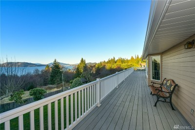 Anacortes Single Family Home For Sale: 14094 Madrona Dr