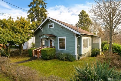 Seattle Single Family Home For Sale: 8516 9th Ave NW