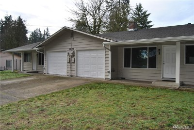 Lacey Multi Family Home For Sale: 4839 Rumac St SE