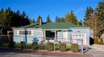 Bremerton Single Family Home For Sale: 1936 Virginia St