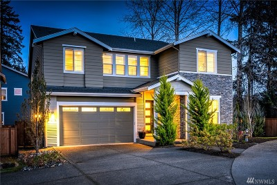 Sammamish Single Family Home For Sale: 500 233rd Ave NE