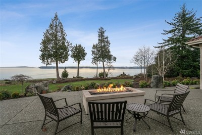 Port Ludlow Single Family Home For Sale: 83 White Rock Lane
