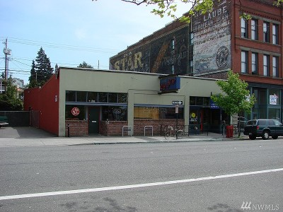 Bellingham Commercial For Sale: 1232 N State St