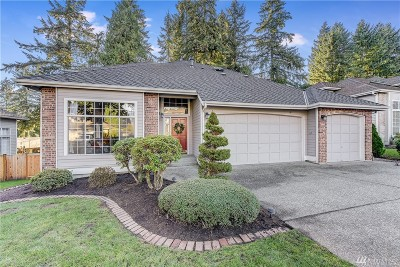 Woodinville Single Family Home For Sale: 13017 NE 196th Place