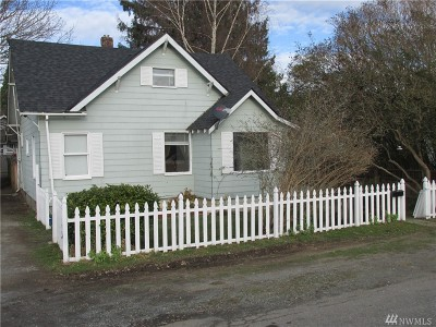 Skagit County Single Family Home For Sale: 802 Nelson St