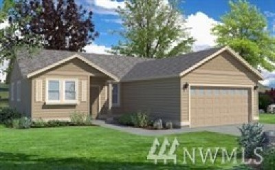 Moses Lake Single Family Home For Sale: 569 S Lakeland Dr