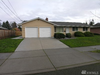Tacoma Rental For Rent: 6021 S Asotin Ct