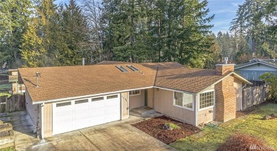 Olympia Single Family Home For Sale: 5510 17th Ave NE