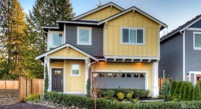 Covington Single Family Home For Sale: 20324 SE 259 (Lot 206) St
