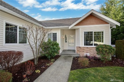 Auburn WA Condo/Townhouse For Sale: $395,000