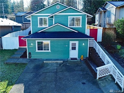 Mountlake Terrace Single Family Home For Sale: 5204 213th Place SW
