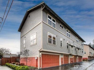 Shoreline Single Family Home For Sale: 841 N 145th Lane